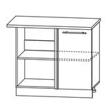 Кухня Империя СУ 1000 Шкаф нижний угловой