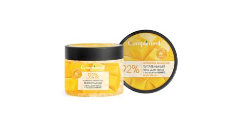 Compliment ПИТАТЕЛЬНЫЙ гель для тела с экстрактом манго