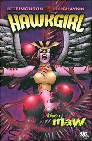 Hawkgirl: The Maw