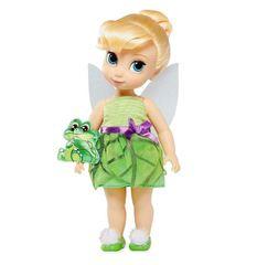 Фея Динь-Динь, Disney Animators (Дисней Аниматорс), 38 см
