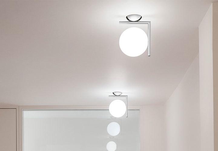 Настенный светильник копия IC C/W 1 by Flos
