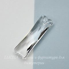 6465 Подвеска Сваровски Queen Baguette Crystal (25х7 мм)