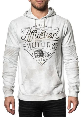Толстовка Affliction AC CALI MOTORS