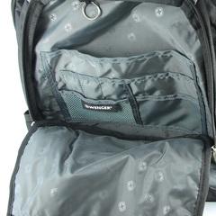 Рюкзак Wenger Large Volume Daypack зелёный/серый, 30 л