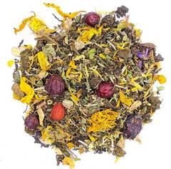 """""""Монастырский чай"""" травяной эко чай, фитосбор 100 гр"""