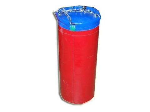 Мешок боксерский цилиндр 15 кг. Наполнитель: песок, опилки.