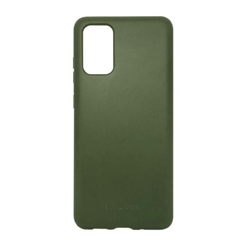 Чехол SOLOMA для телефона Samsung S20 Plus Мох