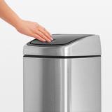 Прямоугольный мусорный бак Touch Bin (25 л), артикул 384929, производитель - Brabantia, фото 7