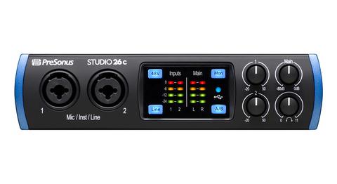 PRESONUS Studio 26c Аудиоинтерфейс