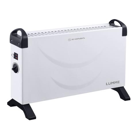 Конвекционный обогреватель LUMME LU-605 белый жемчуг
