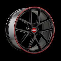 Диск колесный BBS CI-R Nürburgring Edition 10.5x20 5x120 ET35 CB82.0 satin black