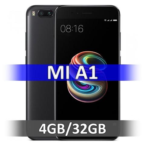 Xiaomi Mi A1  (4-32Gb) Black