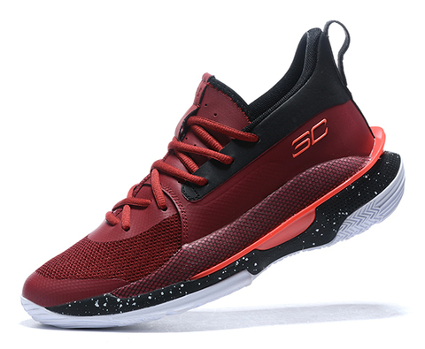 Under Armour Curry 7 'Underrated Tour'