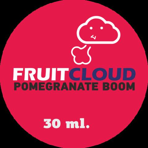 Премиум жидкость для электронных сигарет Pomegranate Boom, 3 мг
