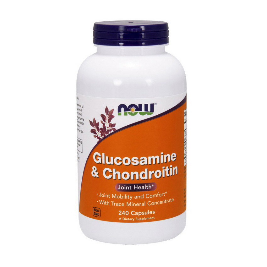 Glucosamine & Chondroitin with Minelals