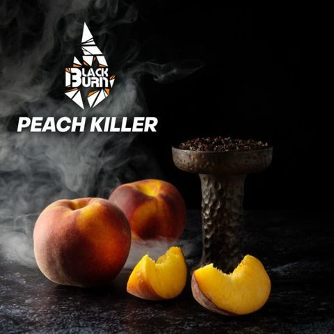 Табак Black Burn Peach Killer (Персик) 200г