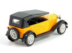 NATI-2 orange 1:43 DeAgostini Auto Legends USSR #139