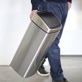 Прямоугольный мусорный бак Touch Bin (25 л), артикул 384929, производитель - Brabantia, фото 9