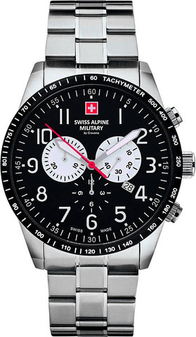 Наручные часы Swiss Alpine Military 7082.9137SAM