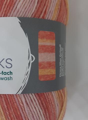 Gruendl Hot Socks Lago 6-fach 02
