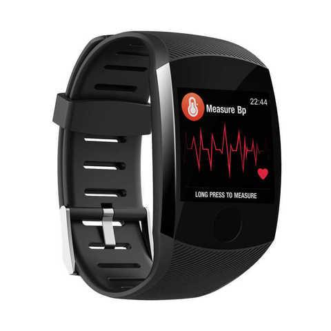 Фитнес-браслет Q11 цветным TFT-дисплеем c сердечным ритмам, артериальным давлением