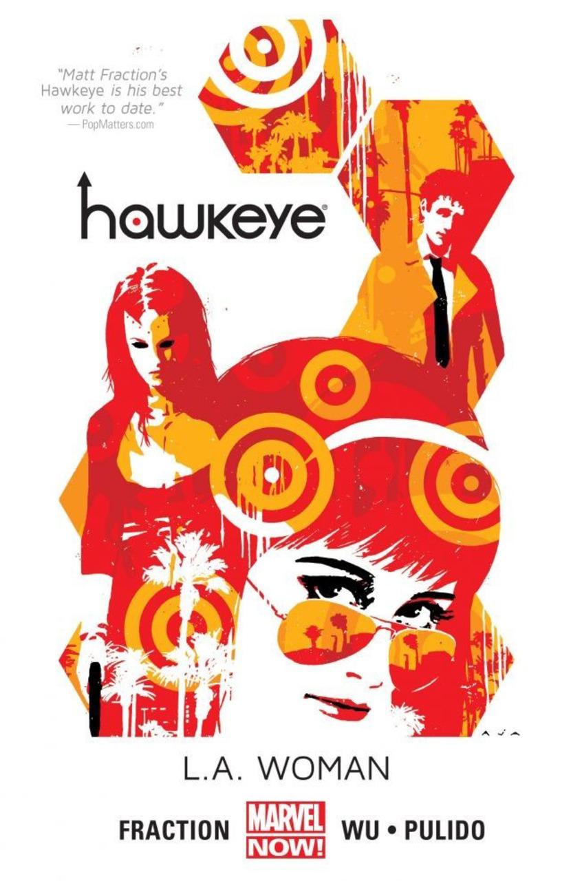 Hawkeye TPB #3 L.A. Woman (Marvel Now)