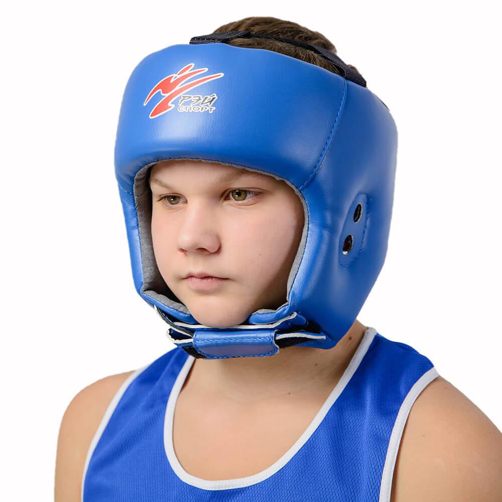Шлемы Шлем для рукопашного боя (Рэй спорт) 388.jpg