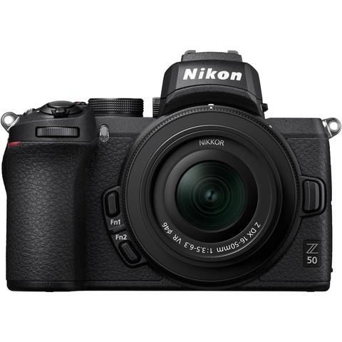 Фотоаппарат Nikon Z50 Kit 16-50mm VR