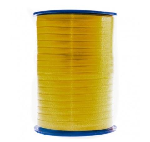 Лента America полипроп. (размер:5мм х 500 м), цвет: желтый