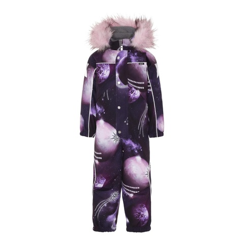 Комбинезон Molo Polaris Fur Shooting Stars