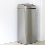Прямоугольный мусорный бак Touch Bin (25 л), артикул 384929, производитель - Brabantia, фото 10