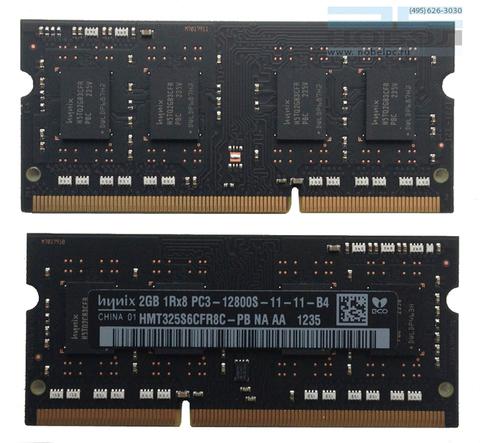 Модуль памяти Hynix 2Gb Hynix DDR3 1600 SO-DIMM PC12800