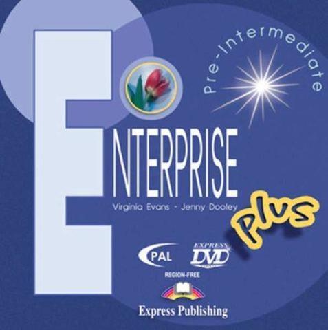Enterprise Plus. DVD Video. PAL. Pre-Intermediate. DVD видео