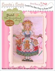 Brooke`s Books Publishing  Gretel the Gingerbread Angel