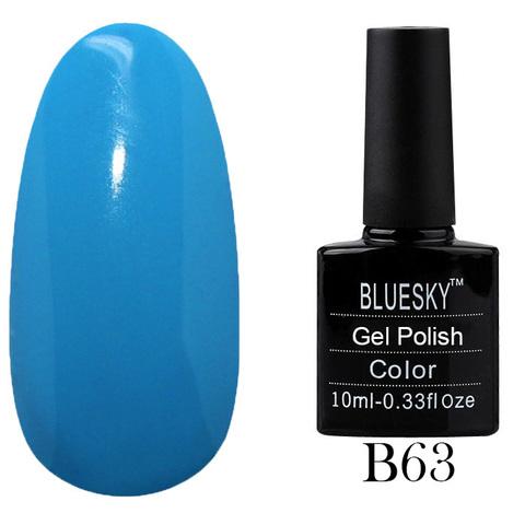 Bluesky, Гель-лак B63