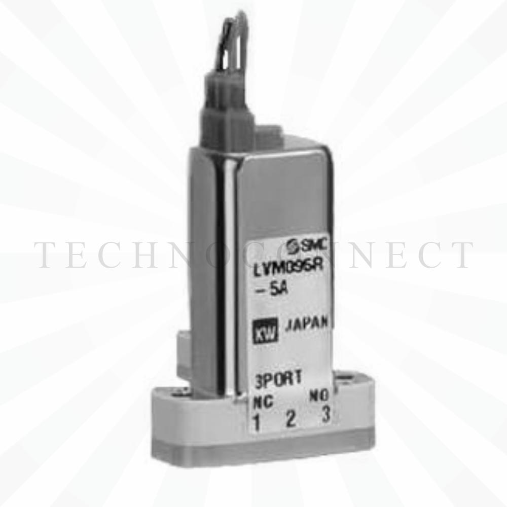 LVM09R3-5A   2/2 Клапан химич. стойкий, 24VDC