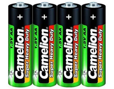 Батарейка Camelion R06 SR-4 (4/60)