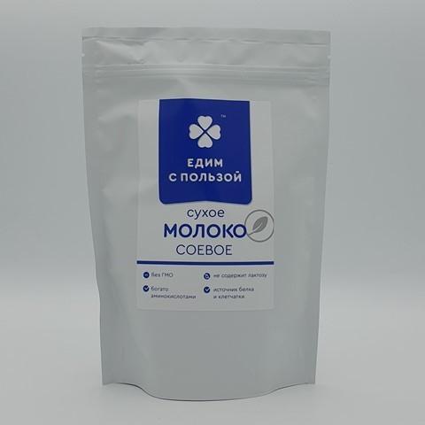 Молоко сухое соевое ЕДИМ С ПОЛЬЗОЙ, 200 гр