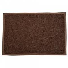 Коврик придверный ПВХ 50х70см ТД4-2011/2 коричневый