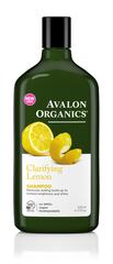Шампунь с маслом лимона, для увеличения блеска Lemon Clarifying Shampoo