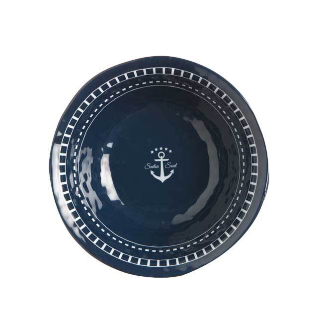 MELAMINE SMALL BOWL SAILOR SOUL