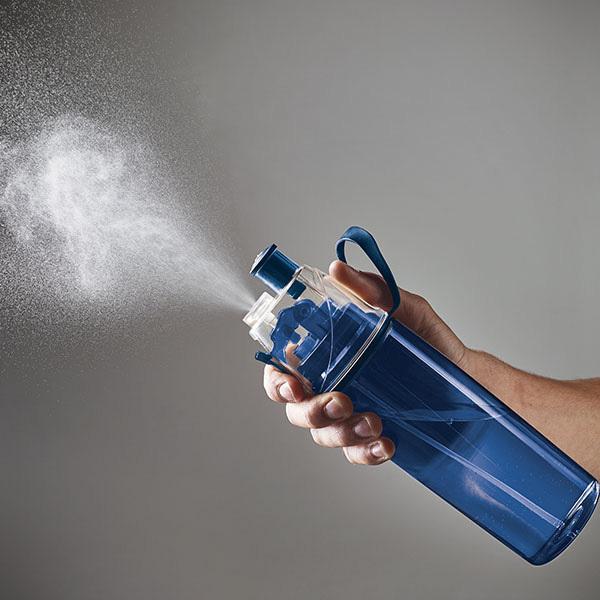 Refresh Sports Bottle, blue