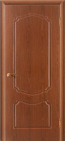 Дверь Мария (берёза мореная, остекленная ПВХ), фабрика Зодчий