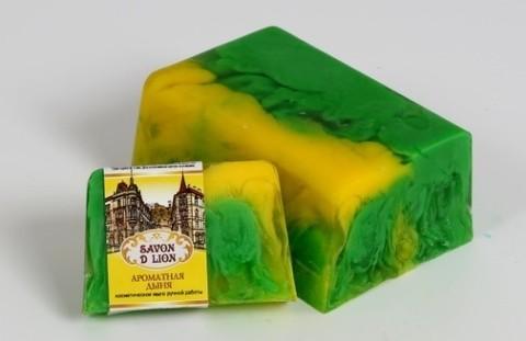 Косметическое мыло  Ароматная дыня 100 гр. ТМ SAVON D LION