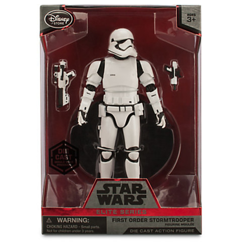 Звездные войны Die Cast фигурка Штурмовик — Star Wars Stormtrooper Episode 7