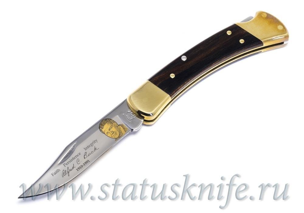 Нож BUCK 110BRSWD-BRK Weld Folding Hunter Limited - фотография