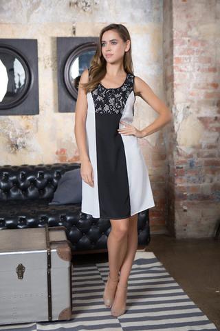 Платье Black&White 17604 Mia-Mia