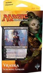 Колода Planeswalker'а «Rivals of Ixalan»: Vraska (английский)