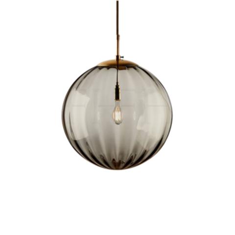 Подвесной светильник Melon by Light Room ( дымчатый )