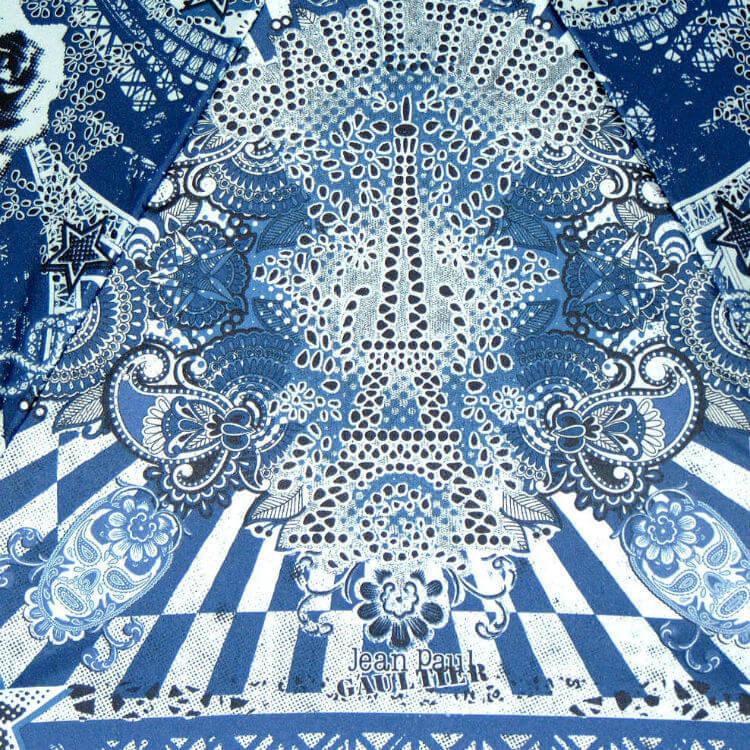 Зонт мини JP Gaultier 1265 BIS Tour Eiffel
